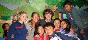 Volunteer Project in Peru