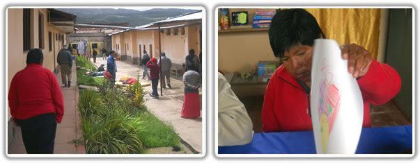 Getting Creative in Cusco – Volunteering in a Psychiatric Home