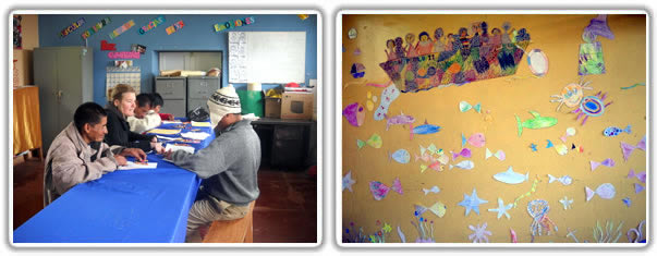 Getting Creative in Cusco – Volunteering in a Psychiatric Home