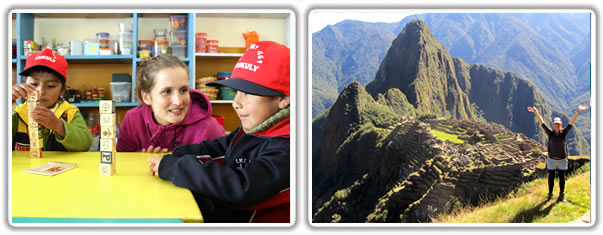 Spanish & Volunteer in Peru: full immersion!