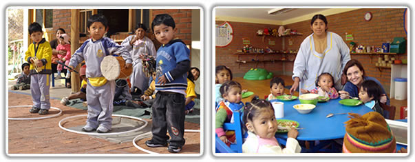 Volunteer in Bolivia at a children's center (Interview part II)