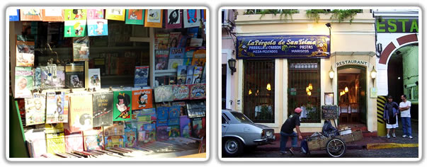 Volunteer at a newspaper in Buenos Aires oldest barrio!
