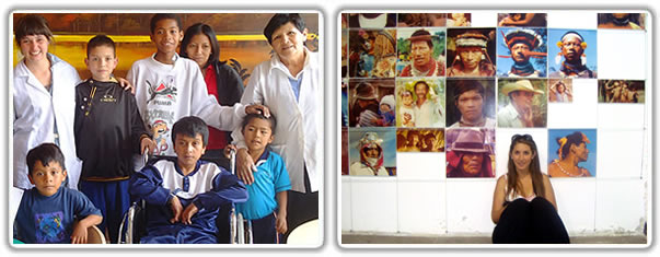 Report of Volunteering in Hospital for Kids in Quito Ecuador